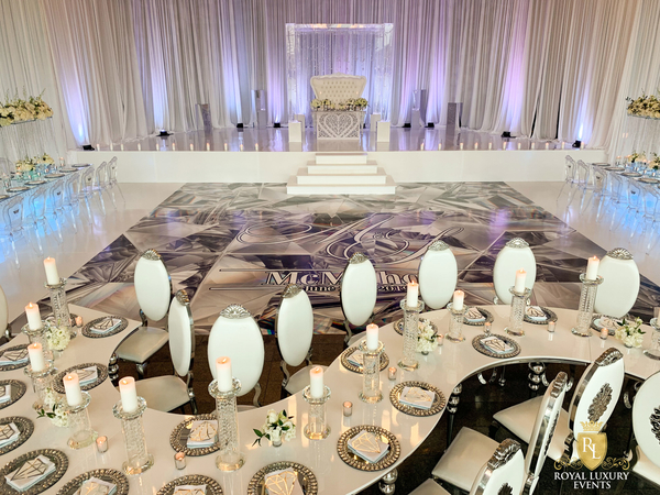 June 2019 Wedding - Beaumont, TX - The Event Centre