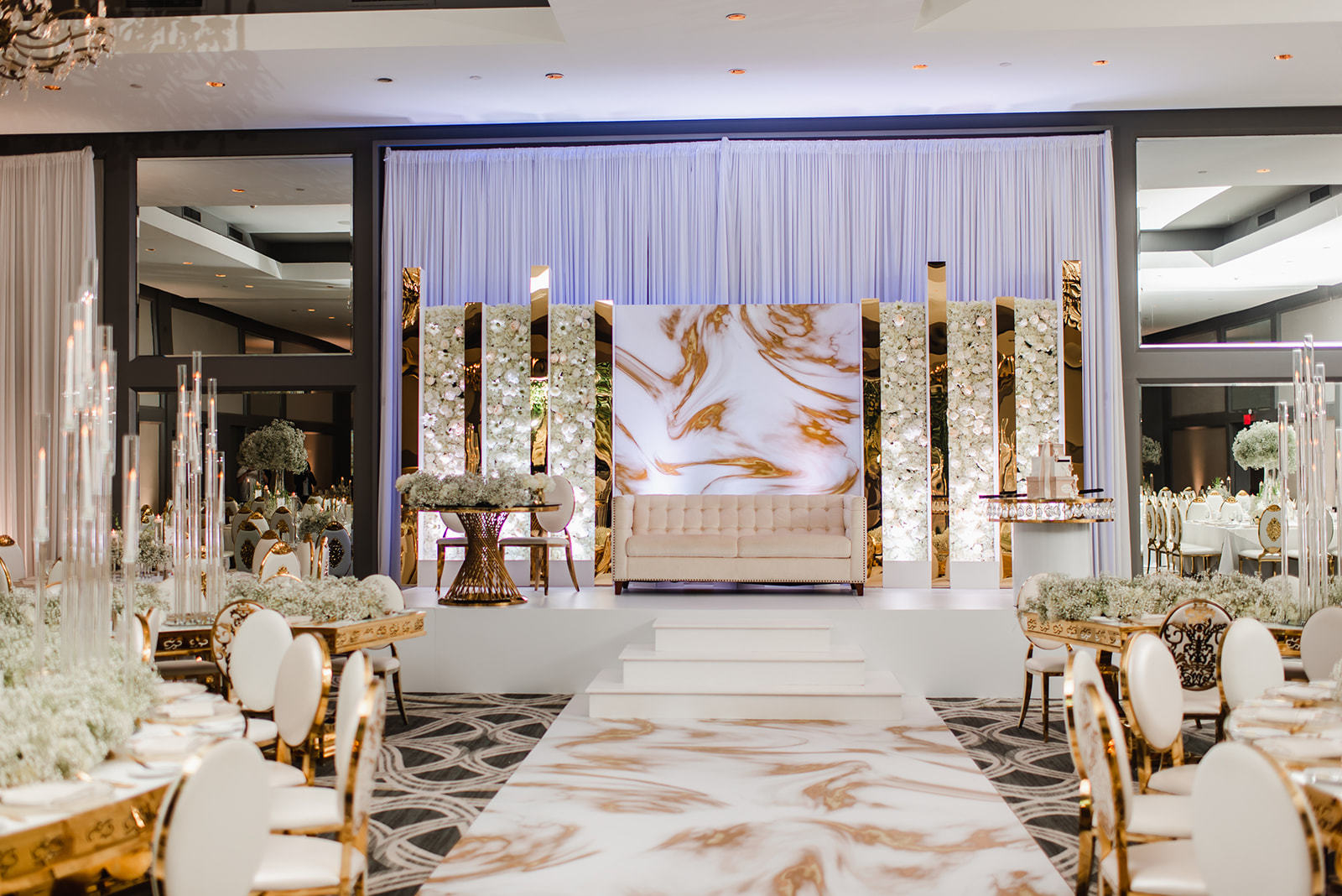 Lana & Samir - October 2019 Wedding - Houston, TX - Omni Hotel