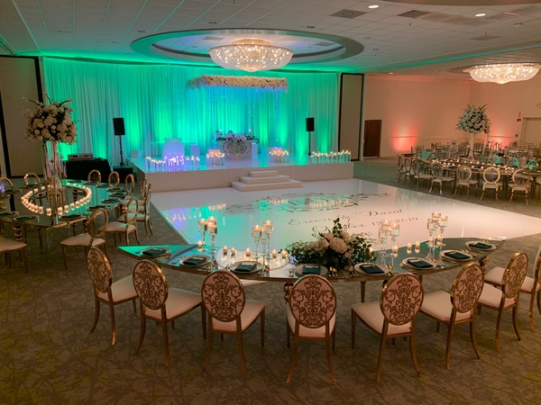 October 2019 Wedding in Houston, TX at Signature Manor