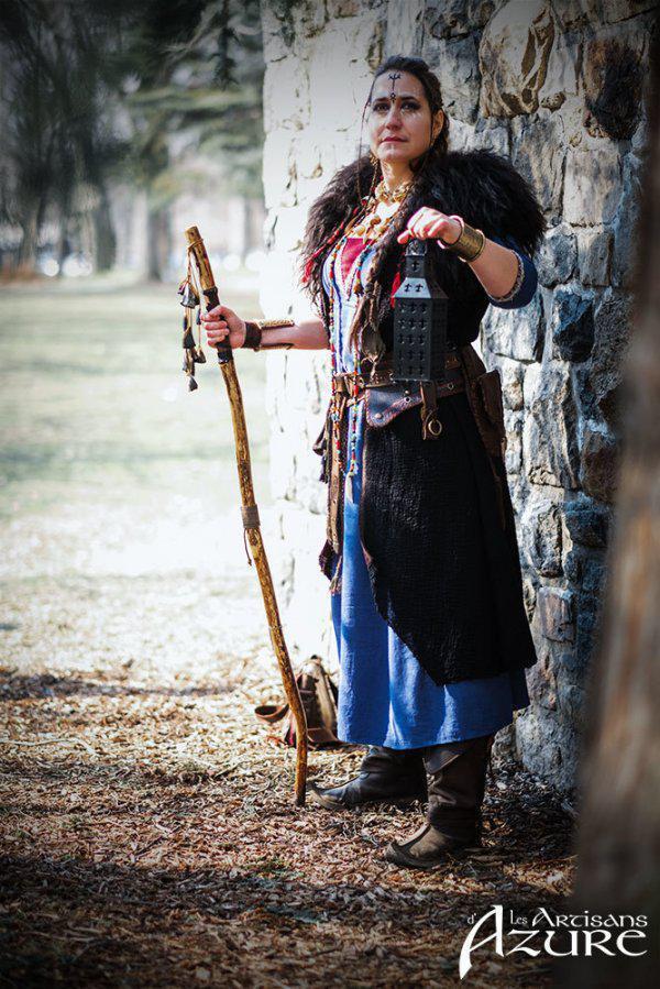 Ragnarok's Shaman | Custom | Les Artisans d'Azure