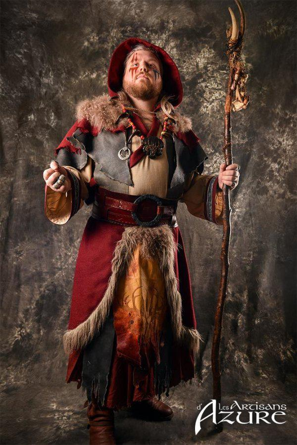 Shaman of the Great Hunt   Custom   Les Artisans d'Azure
