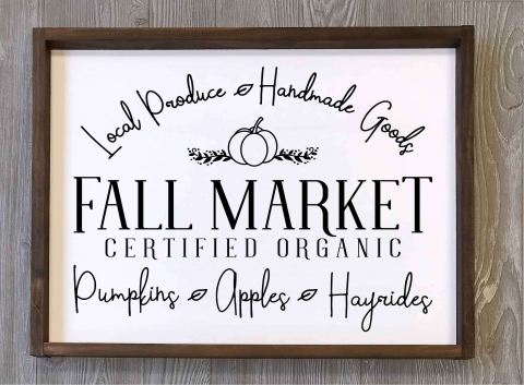 NEW Fall Designs! – Signs by Caitlin