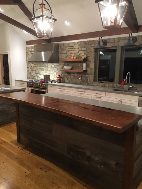 Bar Top Photo Gallery Live Edge Wood The Lumber Shack